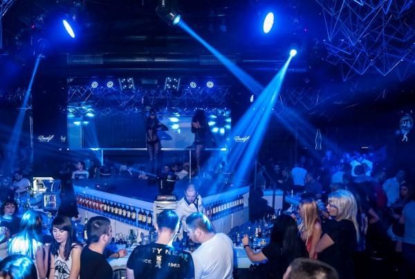 XAudio : Club 33, София - озвучаване и ефектно осветление